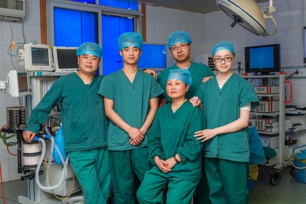 四川省生殖健康研究中心附属生殖专科医院麻醉科