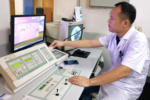 只要患者需要 四川省生殖健康研究中心附属医院的工作不能停,此时已是下班时间