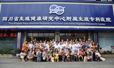 今年的六一儿童节,珍贵宝宝在成都生殖专科医院